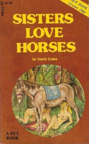 Sisters love horses