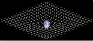 Сказка о Королевстве Кривых Пространств и дневных звёздах