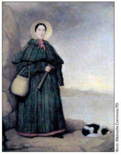 Сказка о палеонтологе-любителе Мэри Эннинг