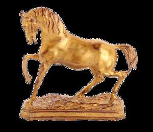 Сказка о золотой лошади (СИ)