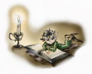 Сказки домового (СИ)