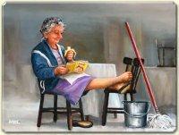 Скромное обаяние художника Яичкина