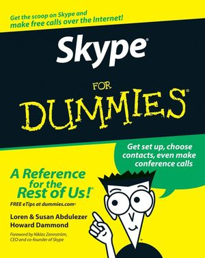 Skype For Dummies®