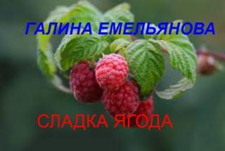 Сладка ягода (СИ)