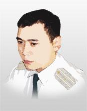 Следствие ведет майор Сейтимбетов