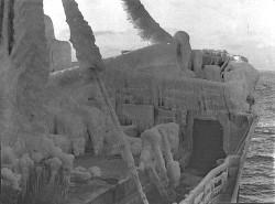 Смерть среди льдов