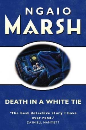 Смерть в белом галстуке [Death in a White Tie]