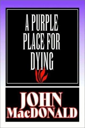 Смерть в пурпурном краю [A Purple Place for Dying]