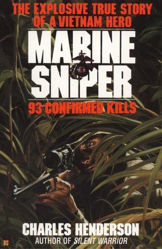 Снайпер морской пехоты [ЛП]