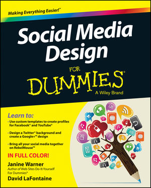 Social Media Design For Dummies®
