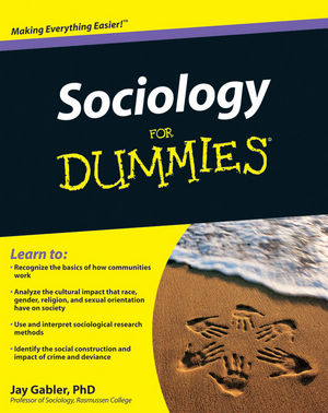 Sociology For Dummies®