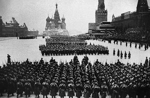 Солдатам Парада 1941 года посвящается (СИ)
