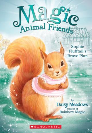 Sophie Flufftail's Brave Plan