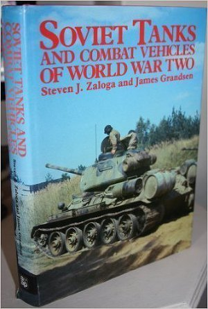Soviet tanks and combat vehicles of World War Two