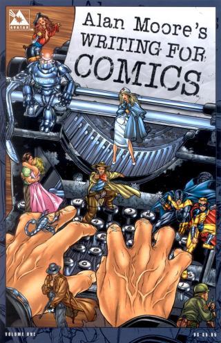 Создавая комиксы
