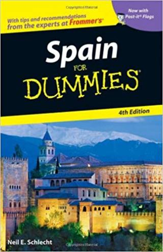 Spain For Dummies® [4th Edition]