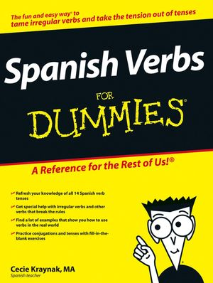 Spanish Verbs For Dummies ®