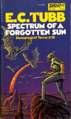 Spectrum of a Forgotten Sun