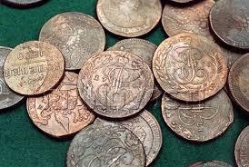 Способы чистки монет (СИ)
