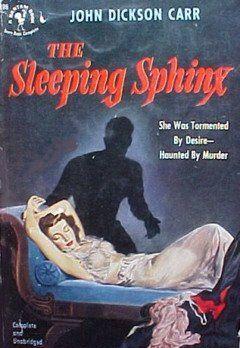 Спящий сфинкс