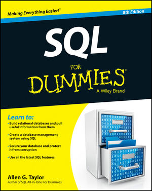 SQL For Dummies® [8th Edition]