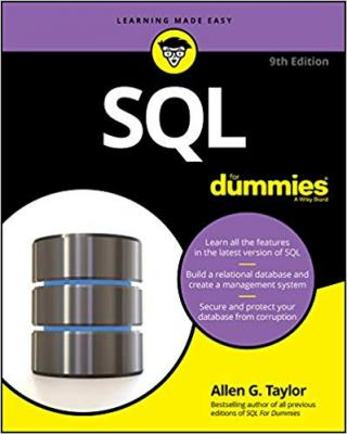 SQL For Dummies® [9th Edition]