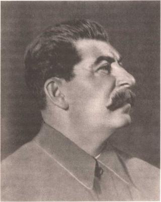 Сталин в преддверии войны