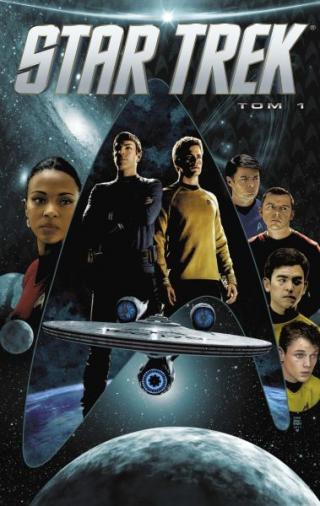 Star Trek. Том 1 [комикс]