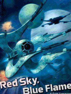 Star Wars: Алые небеса, голубое пламя