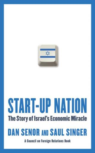 Start-up Nation [The story of Israel's economic miracle]