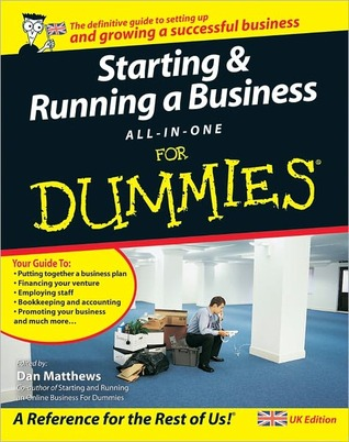 Starting & Running a Business All-in-One For Dummies®