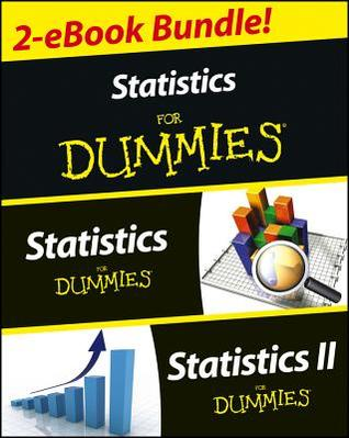 Statistics I & II for Dummies 2 eBook Bundle®