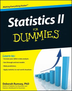 Statistics II for Dummies®