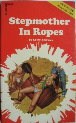 Stepmother in ropes