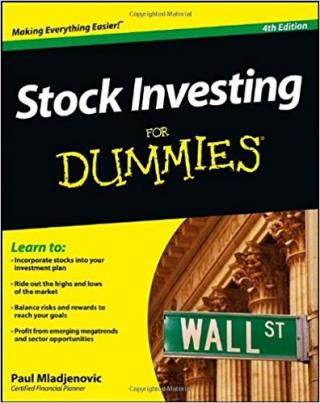 Stock Investing for Dummies® [4th Edition]