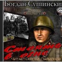 Стоять в огне Сушинский Богдан
