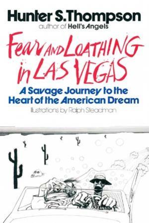 Страх та відраза у Лас-Вегасі. Несамовита поїздка в серце Американської Мрії