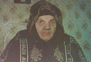 Страницы жизни шамординской схимонахини Серафимы
