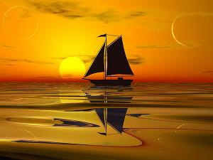 Странные сны, или Дитя моря. Сон 1 (СИ)