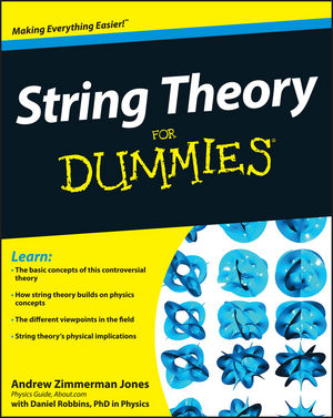 String Theory For Dummies®