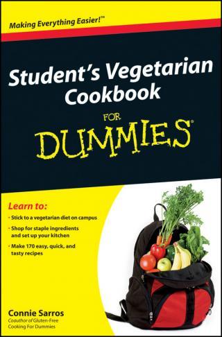 Student's Vegetarian Cookbook For Dummies®
