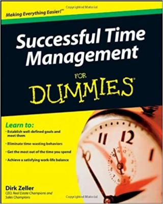 Successful Time Management For Dummies®