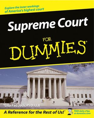 Supreme Court For Dummies®