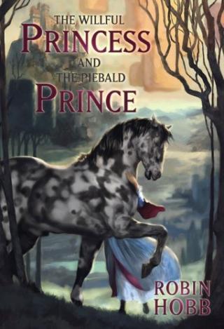 Своевольная принцесса и Пегий Принц