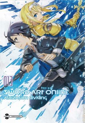 Sword Art Online. Том 13 - Алисизация: раскол
