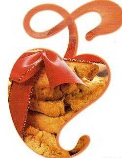 Таинственные бискотти — дважды запеченное печенье