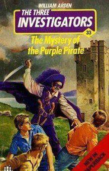 Тайна багрового пирата. [Тайна пурпурного пирата]