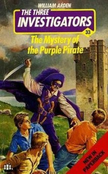 Тайна багрового пирата. [The Mystery Of The Purple Pirate, = Тайна пурпурного пирата]