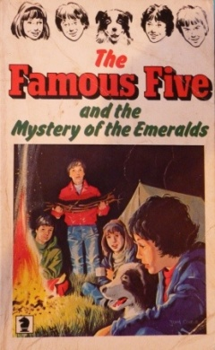 Тайна драгоценных камней [The Famous Five and the Mystery of the Emeralds]