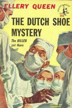 Тайна голландской туфли